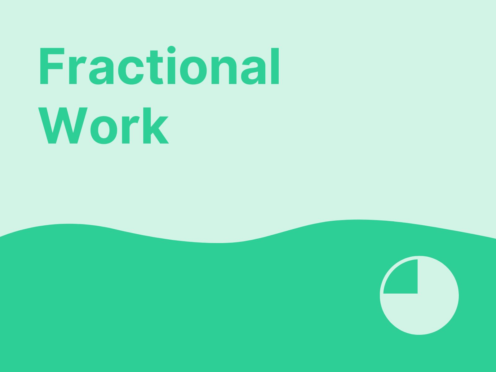 Fractional work