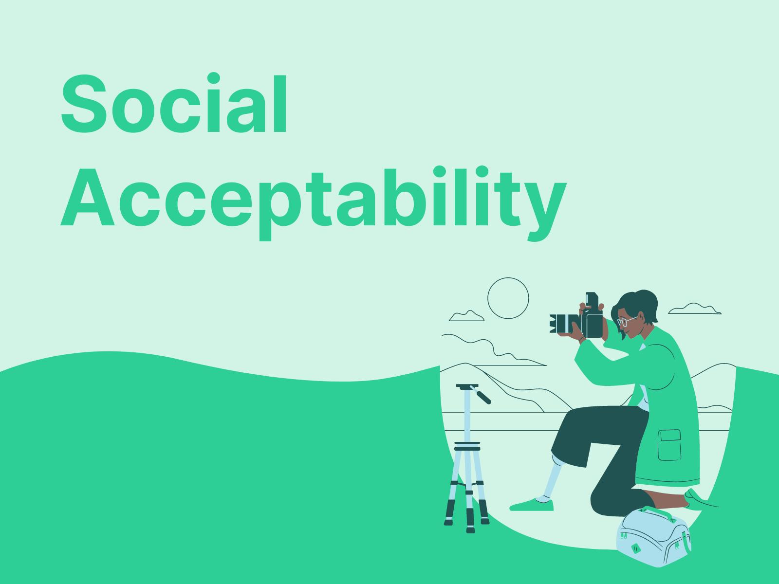 Social Acceptability